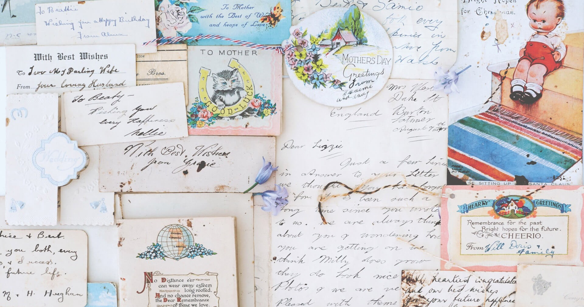 The Art Of Letter Writing (WellBeing Magazine)